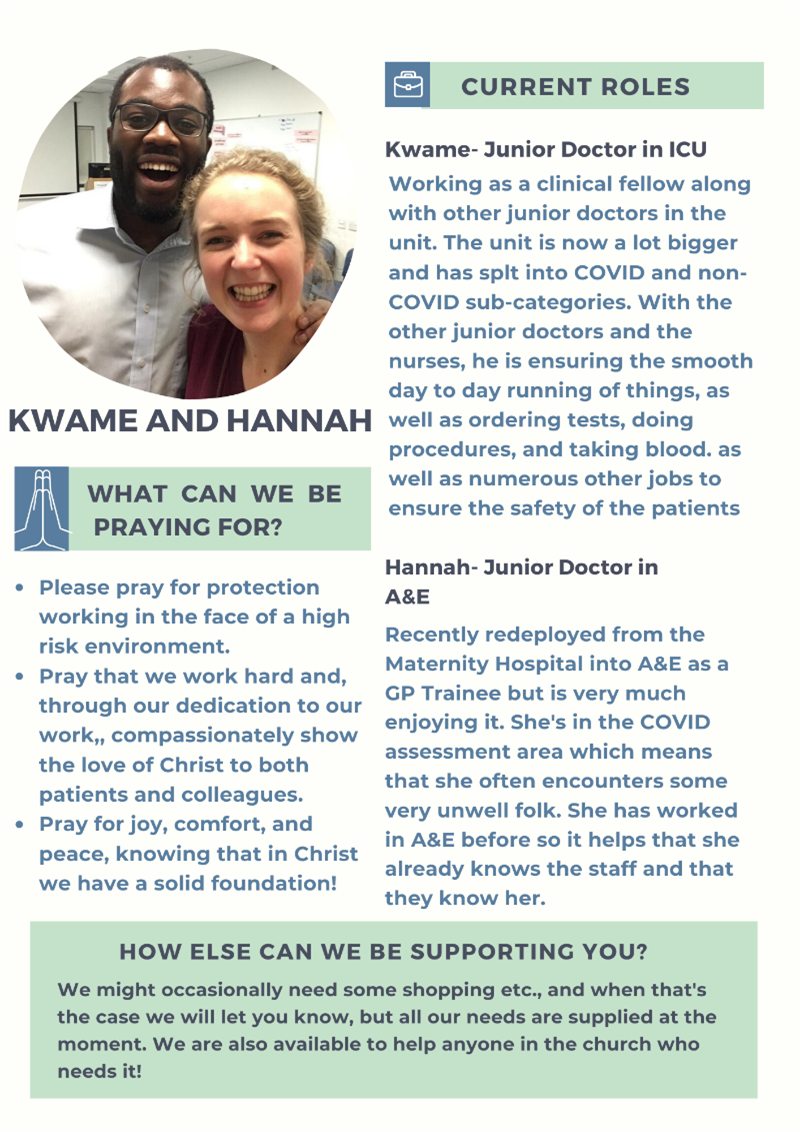 UPDATED hannah and kwame profi